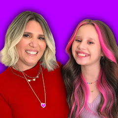 Família Erlania e Valentina Pontes