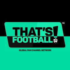 Mark Goldbridge That's Football