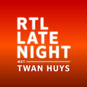 RTL Late Night met Twan Huys