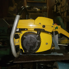 Bellhopper mcculloch chainsaws