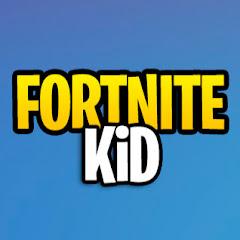 Fortnite Kid