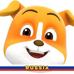 Loco Nuts Russia - мультфильм для детей