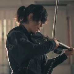 violin samurai小さい侍
