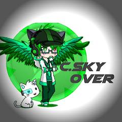 C sky over
