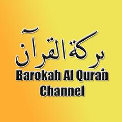 Barokah Al Quran