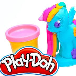 Surprise Play Doh Toys Fun