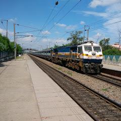 Indian Railways in 4K