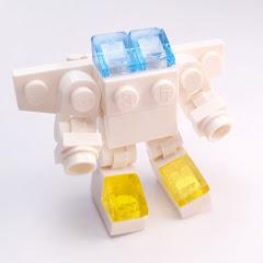 Mini LEGO Youtuber