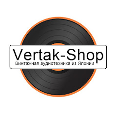 Vertak-Shop Винтажная аудиотехника из Японии