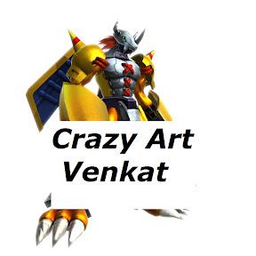 Crazy Art Venkat