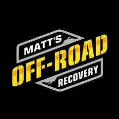 Matt's Off Road Recovery
