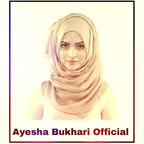 Ayesha Bukhari