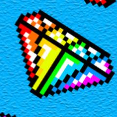 Rainbow Dude