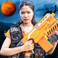 Mars Nerf War