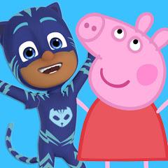 Apps For Kids - Peppa Pig, PJ Masks Games