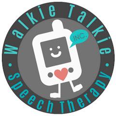 Walkie Talkie Speech Therapy Inc.