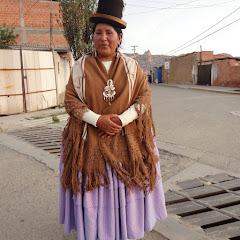 Cholita Isabel