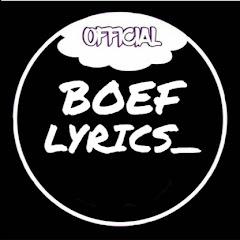 Boef Lyrics