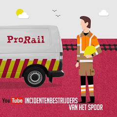 Incidentenbestrijders van het spoor