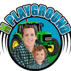 Hudson's Playground