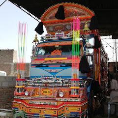 Pakistani Trucker