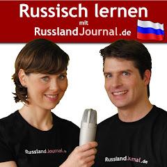 Russisch lernen mit RusslandJournal Podcast