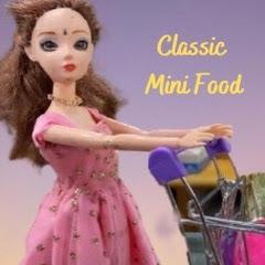 Classic Mini Food