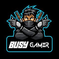 Busy Gamer