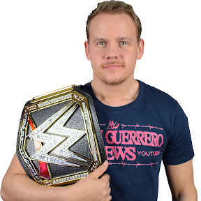 Martin Guerrero - Wrestling / WWE News