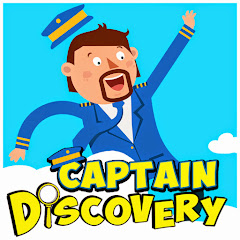 Captain Discovery - Videos for Kids