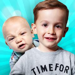Alex and Kirill