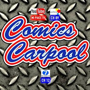 Comics Carpool TV