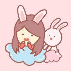 Pinky Bunny