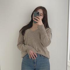 뮤화,dailylook