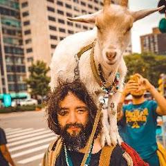 Erick the Goat guy