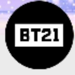 BT21 bahasa Indonesia