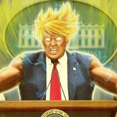 SSJ Donald Trump