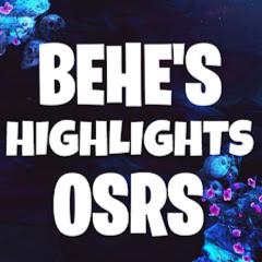 Behemeth's OSRS Highlights