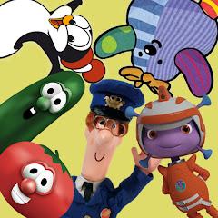 Animated Cartoons for Children