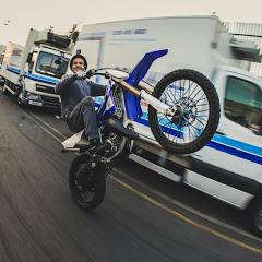 One Wheel Wavey