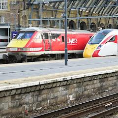 Boogies Trains