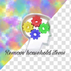 Remove hausehold Items