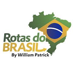 Rotas do Brasil - by William Patrick