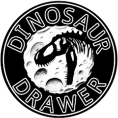 Dinosaur drawer