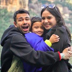 Raffi Ahmad Nagita Slavina Family