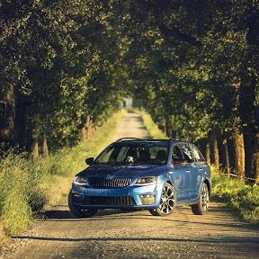 Auta Škoda Octavia VRS