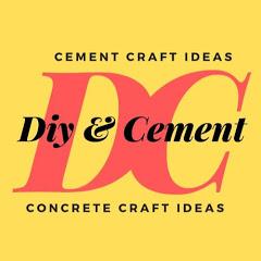 DIY CEMENT