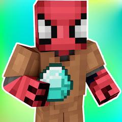 Örümcek Adam Minecraft'ta
