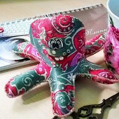 ЛоскутиК и ОблакО студия текстильной игрушки.