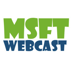 MSFT WebCast